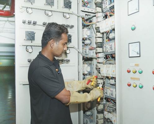 electrical service in karachi