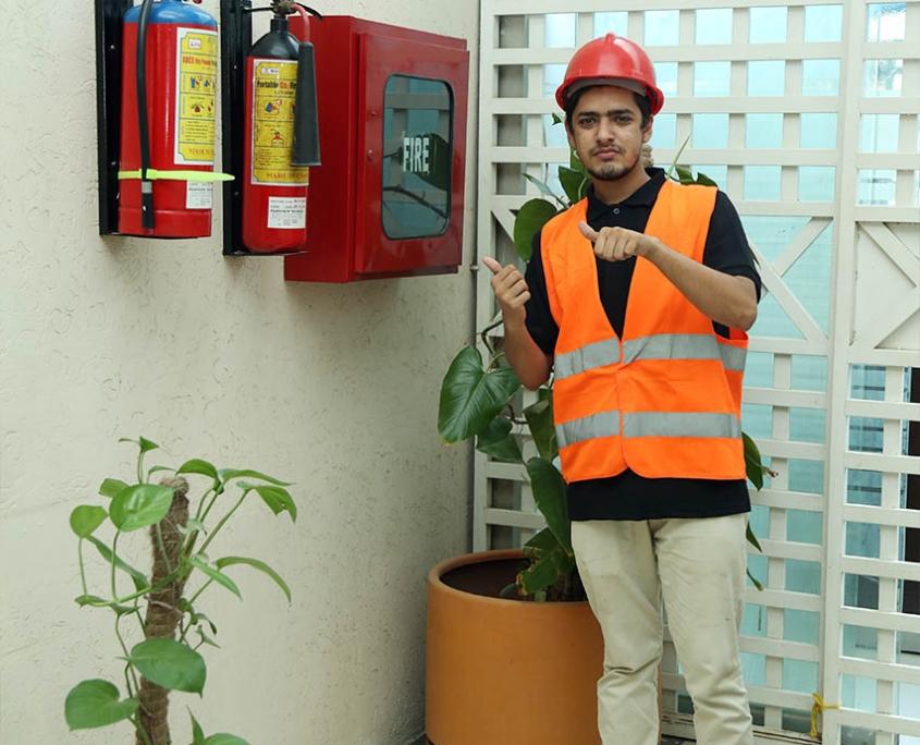 firefighting service in karachi