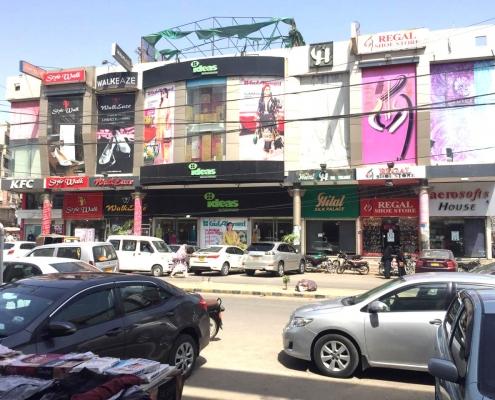 construction companies in karachi