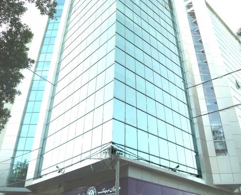 Nice Trade Orbit Building